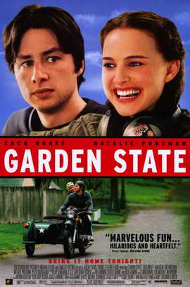 Garden State - 11 x 17 Movie Poster - Style D