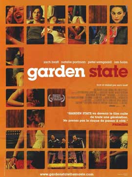 Garden State - 11 x 17 Movie Poster - French Style A