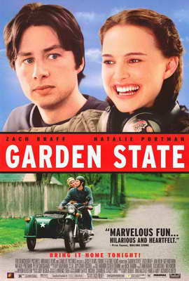 Garden State - 27 x 40 Movie Poster - Style A