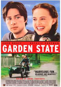Garden State - 43 x 62 Movie Poster - Bus Shelter Style A