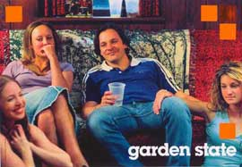 Garden State - 11 x 14 Poster French Style B