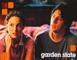 Garden State - 11 x 14 Poster French Style C