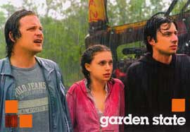 Garden State - 11 x 14 Poster French Style F
