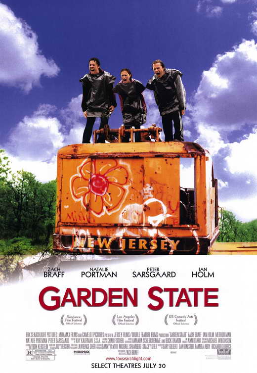 Garden State Movie Posters From Movie Poster Shop