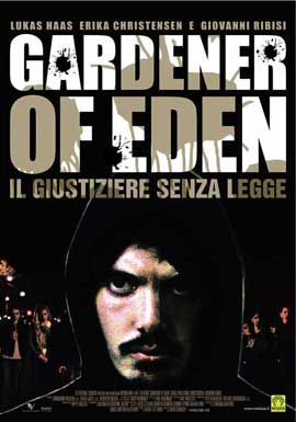 Gardener of Eden - 11 x 17 Movie Poster - Italian Style A