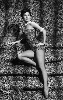 Ava Gardner - 11 x 17 Movie Poster - Style C
