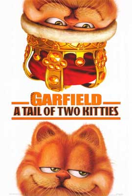 Garfield: A Tail of Two Kitties - 27 x 40 Movie Poster - Style A