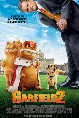 Garfield: A Tail of Two Kitties - 27 x 40 Movie Poster - Style C