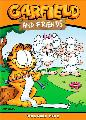 Garfield and Friends - 11 x 17 Movie Poster - Style P