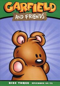 Garfield and Friends - 27 x 40 Movie Poster - Style G