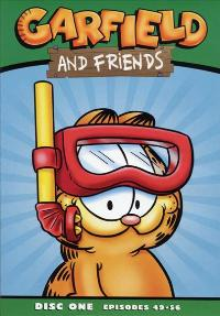 Garfield and Friends - 43 x 62 Movie Poster - Bus Shelter Style H