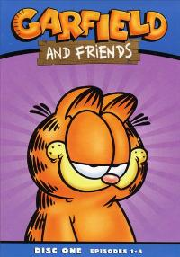 Garfield and Friends - 43 x 62 Movie Poster - Bus Shelter Style L
