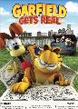 Garfield Gets Real - 11 x 17 Movie Poster - Style A