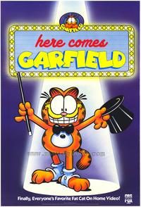 Garfield - 43 x 62 Movie Poster - Bus Shelter Style A