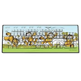 Garfield - Daisy Wireless Keyboard