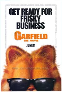 Garfield - 27 x 40 Movie Poster - Style A