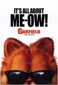 Garfield - 27 x 40 Movie Poster - Style B