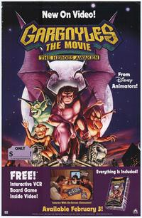 Gargoyles: The Heroes Awaken - 43 x 62 Movie Poster - Bus Shelter Style A