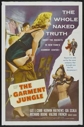 Garment Jungle - 27 x 40 Movie Poster - Style A