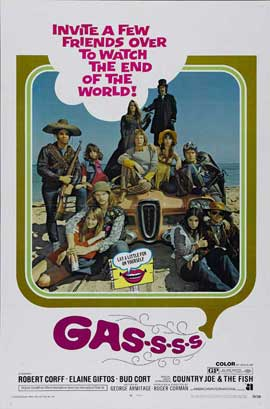 Gas-s-s-s! - 11 x 17 Movie Poster - Style A