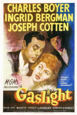 Gaslight - 11 x 17 Movie Poster - Style A