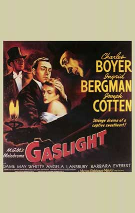 Gaslight - 11 x 17 Movie Poster - Style B