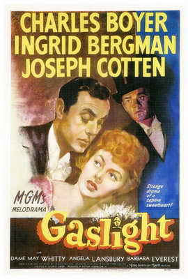 Gaslight - 27 x 40 Movie Poster - Style A