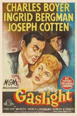 Gaslight - 11 x 17 Movie Poster - Australian Style A