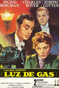 Gaslight - 27 x 40 Movie Poster - Spanish Style B
