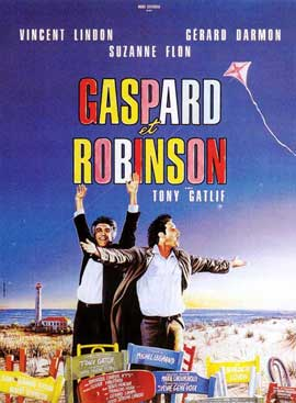 Gaspard et Robinson - 11 x 17 Movie Poster - French Style A