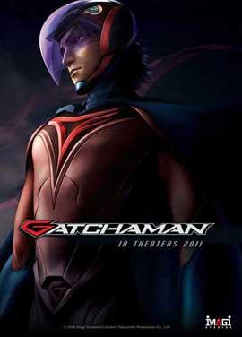 Gatchaman - 11 x 17 Movie Poster - Style B