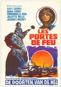 Gates of Fire - 27 x 40 Movie Poster - Belgian Style A