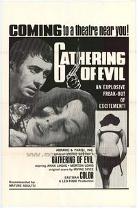 Gathering of Evil - 11 x 17 Movie Poster - Style A