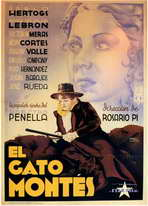 Gato Montes, El - 11 x 17 Movie Poster - Spanish Style A
