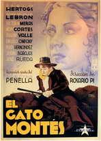 Gato Montes, El - 11 x 17 Movie Poster - Spanish Style A