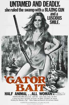 Gator Bait - 27 x 40 Movie Poster - Style A