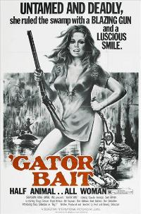 Gator Bait - 43 x 62 Movie Poster - Bus Shelter Style B