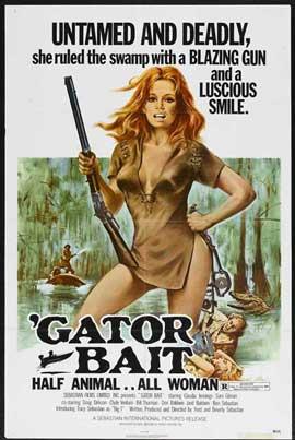 Gator Bait - 27 x 40 Movie Poster - Style C