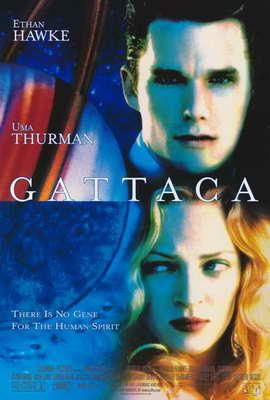 Gattaca - 27 x 40 Movie Poster - Style B