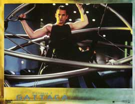 Gattaca - 11 x 14 Poster French Style G