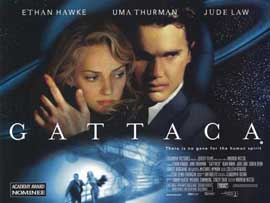 Gattaca - 11 x 17 Movie Poster - UK Style A