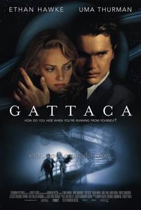 Gattaca - 43 x 62 Movie Poster - Bus Shelter Style A