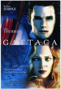 Gattaca - 43 x 62 Movie Poster - Bus Shelter Style B