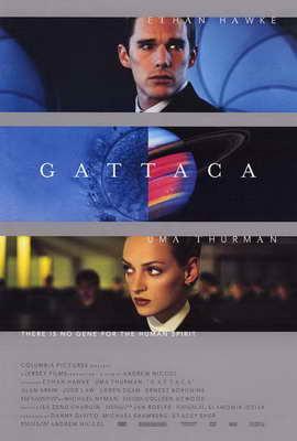 Gattaca - 27 x 40 Movie Poster - Style C
