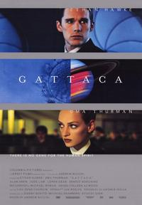 Gattaca - 43 x 62 Movie Poster - Bus Shelter Style C