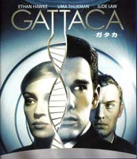 Gattaca - 11 x 17 Movie Poster - Japanese Style A