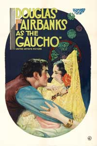 The Gaucho - 11 x 17 Movie Poster - Style C