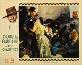 The Gaucho - 11 x 14 Movie Poster - Style B
