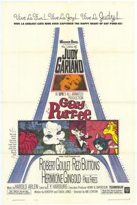 Gay Purr-ee - 43 x 62 Movie Poster - Bus Shelter Style A