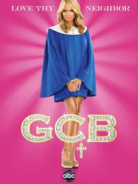 GCB (TV) - 27 x 40 TV Poster - Style A